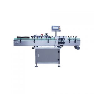 Automatic Jelly Bag Labeling Machine