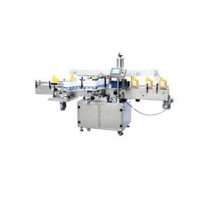 With Date Printer Aluminum Canned Beer Labeling Machine