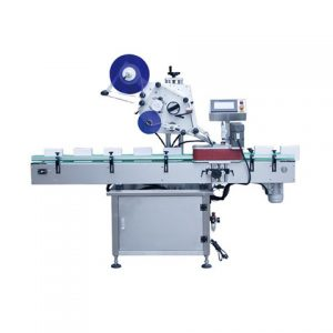Round Bottle Labeling Machine Manafactures Adhesive Sticker Labeller