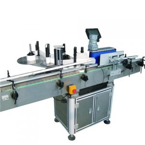 Linear Flat Surface Labeling Machine