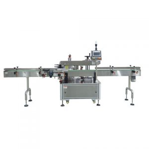 Detergent Labeling Machine Two Sides