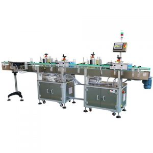 Fully Auto Label Applicator For Plastic Tapered Bottle