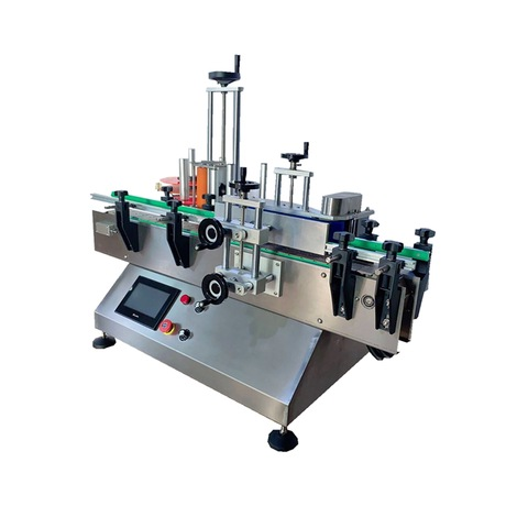 metal cans labeling machine, metal cans labeling machine...