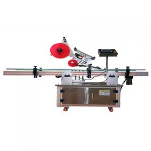 Paint Bucke Labelling Machine