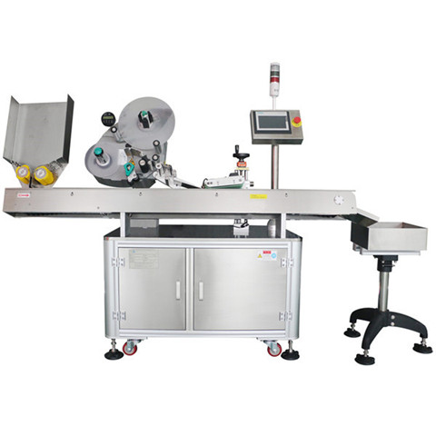 Horizontal Round Bottle Labeling Machine | Taiwantrade