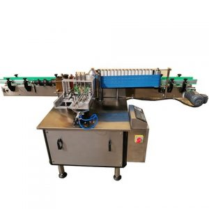 Round Bottle And Hexagon Bottle Labeling Machine