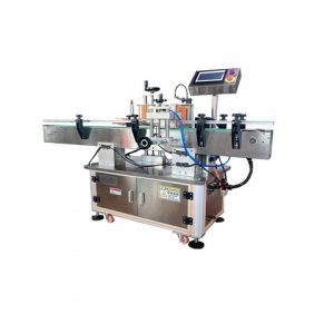 Automatic Blood Plastic Bag Labeling Machine