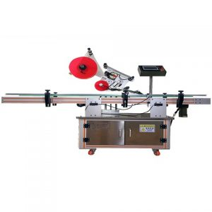 Label Applicator Flat Surface Plane Labeling Machine