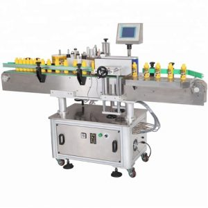 Bottle Rolling Automatic Labeling Machine