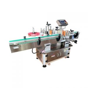 Automatic Vertical Glass Bottle High Speed Labeling Machine