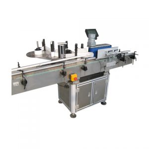 Detergent Bottle Adhesive Labeling Machine