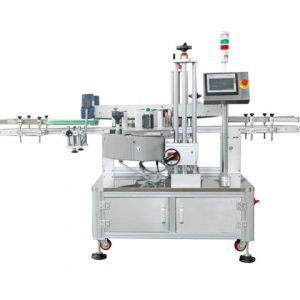 Garbage Bag Roll Horizontal Labeling Machine