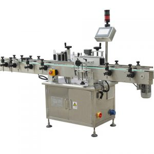 Manual Bottle Labeling Machine For Plastic