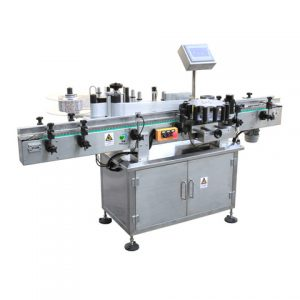 A4 Paper Top Side Labeling Machine