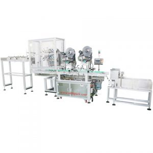 Automatic Big Bag Surface Sticker Labeling Machine