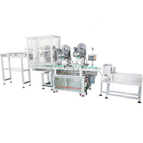 Automatic Bottle Labelling Machine, Automatic Bottle Labelling...