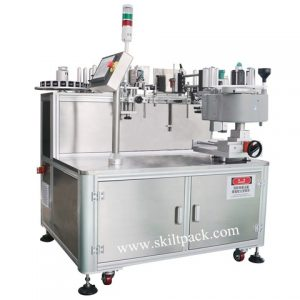 Automatic Plastic Tag Labeling Machine Of Garment Industry