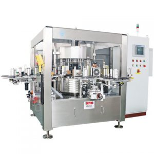 Tray Top Labeling Machine