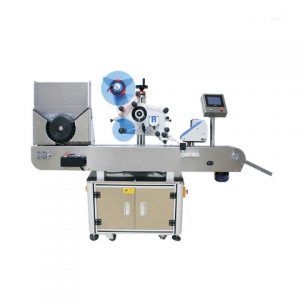 Vertical Adhesive Labeling Machine