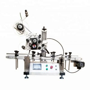 Rotary Labeling Machine For Pet Bottle