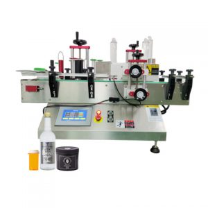 Stickers Labels Bottle Dispenser Machine