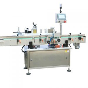 Warp Round Spray Drops Bottle Labeling Machine