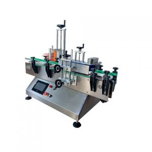 Paint Color Labeling Machine
