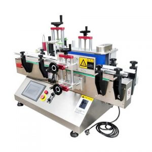 Full Auto Air Tight Bag Labeling Machine