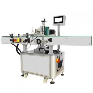 Made Automatic Labeling Machine For Small Round Bottle