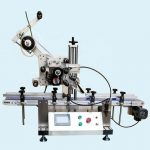 Cone Cup Labeling Machine