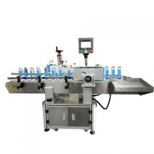 Scratch Card Labeling Machine