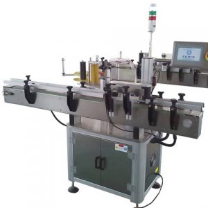 Food Bottle Labeling Machine For Detergent