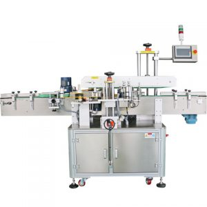 Cheap Glass Round Jar Bottle Adhesive Labeling Machine