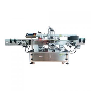 Desktop Labeling Machine Equipment Wrapping Vial Oil