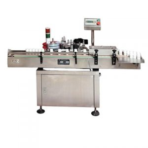 Oil Bottle Sticker Labeling Machine