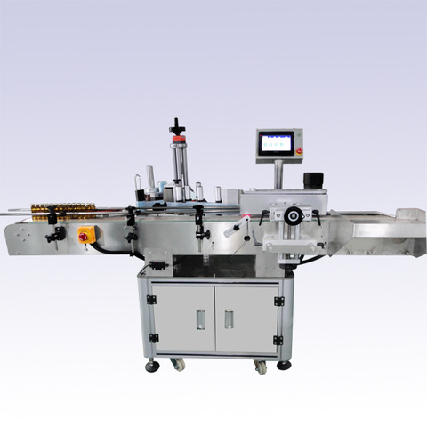 Automatic Double sided Labeling Machine for traditional herbal...