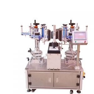 Oil Round Bottle Labeling Machine