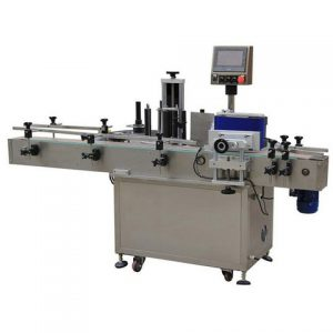 Automatic Single Side Round Bottle Labeling Machine