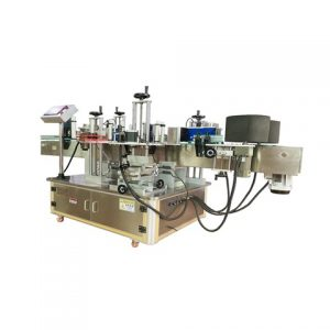 Full Automatic Adhesive Sticker Ketchup Bottles Labeling Machine