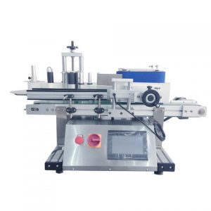 Labeling Machine Round Bottle Sticker Labeling Machine