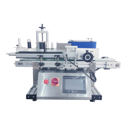 double side automatic labeling machine, double side automatic...