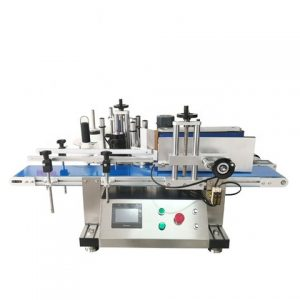 Honey Cans Automatic Wrap Around Labeling Machine