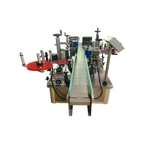 labeling machine, Double labeling machine, packing machine