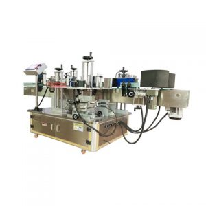 Automatic Sticker Top Surface Socks Labeling Machine Manufacturer