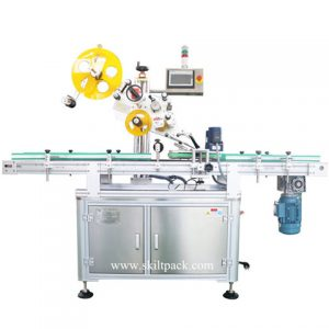 Factory Full Automatic Disinfectants Bottle Labeling Machine