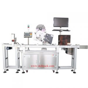 Wet Glue Labeling Machine For Cans