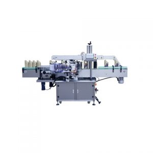 Ampoule Plate Top Flat Labeling Machine