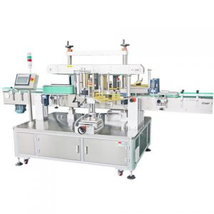 Vial Labeling Machine With Code Printer