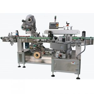 Plc Controlled Labeling Machine