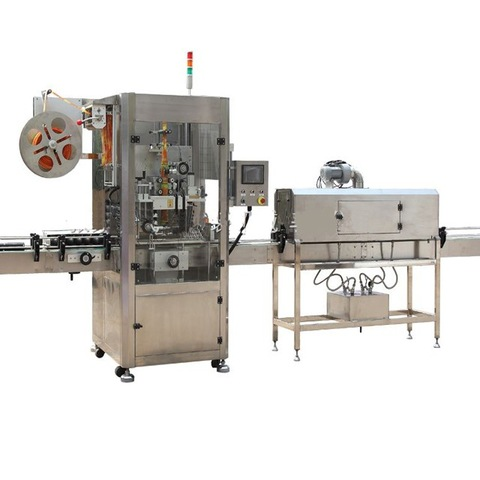 round container labelling machine, round container labelling...